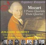 Juilliard Quartet: Live at the Library of Congress, Vol. 4