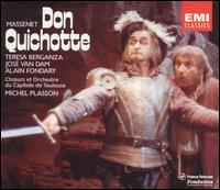 Jules Massenet: Don Quichotte - Alain Fondary (vocals); Christian Papis (vocals); Gérard Blatt (vocals); Isabelle Vernet (vocals); Jean Antoine (vocals);...