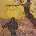 Julius Röntgen: Symphony No. 18; Een Liedje van de Zee; Ballade