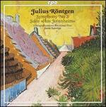 "Julius R�ntgen: Symphony No. 3; Suite ""Aus Jotunheim"""