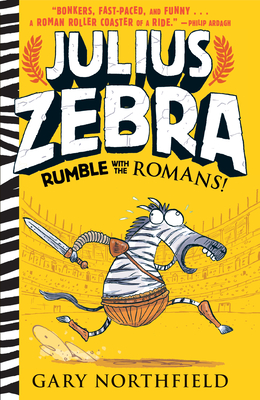Julius Zebra: Rumble with the Romans! -