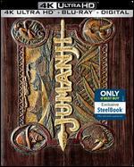 Jumanji [Includes Digital Copy] [SteelBook] [4K Ultra HD Blu-ray/Blu-ray] [Only @ Best Buy]