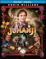 Jumanji [Includes Digital Copy] [UltraViolet] [Blu-ray]