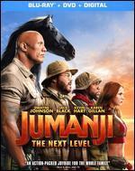 Jumanji: The Next Level [Includes Digital Copy] [Blu-ray/DVD]