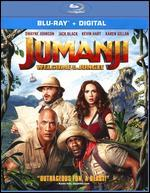 Jumanji: Welcome to the Jungle [Includes Digital Copy] [Blu-ray]