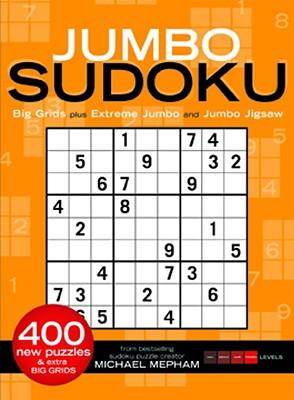 Jumbo Sudoku - Mepham, Michael