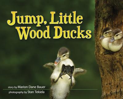 Jump, Little Wood Ducks - Bauer, Marion Dane, and Tekiela, Stan (Photographer)