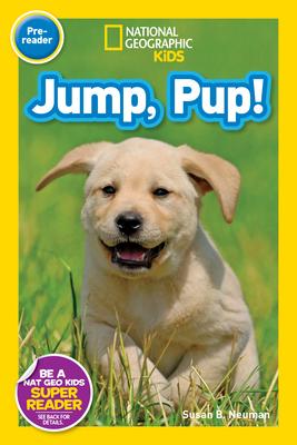 Jump Pup! - Neuman, Susan B, Edd