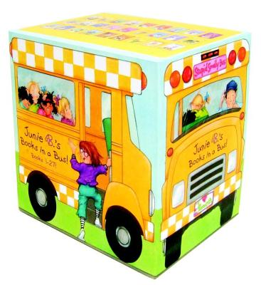 Junie B.'s Books in a Bus! (Books 1-27!) - Park, Barbara, and Brunkus, Denise (Illustrator)