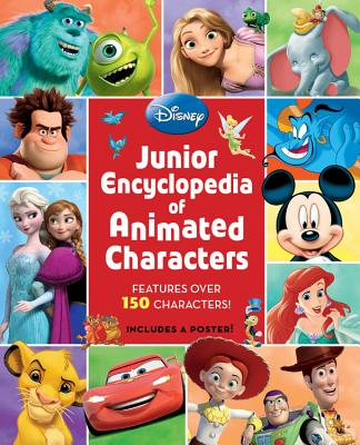Junior Encyclopedia of Animated Characters - Disney Book Group