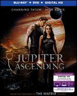 Jupiter Ascending [2 Discs] [Includes Digital Copy] [Blu-ray/DVD]