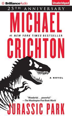 Jurassic Park - Crichton, Michael, and Brick, Scott (Read by)