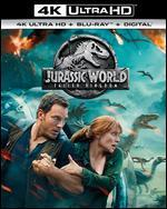 Jurassic World: Fallen Kingdom [4K Ultra HD Blu-ray/Blu-ray]