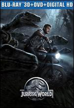 Jurassic World [Limited Edition] [3D] [Includes Digital Copy] [Blu-ray/DVD]