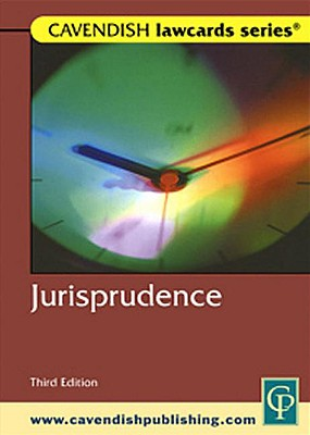 Jurisprudence Lecture Notes - Curzon, L B, and Curzon Peter, and Curzon, Peter