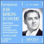 Jussi Bj�rling in Concert - Atlanta 1959