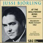 Jussi Bj�rling at the Hollywood Bowl 1949