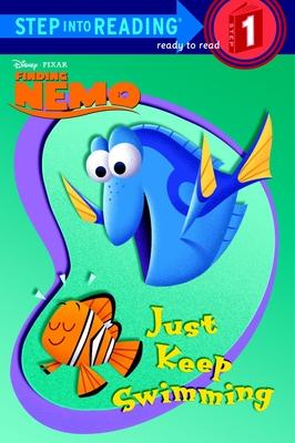 Just Keep Swimming - Lagonegro, Melissa