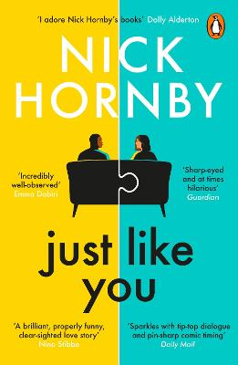 Just Like You - Hornby, Nick