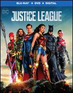 Justice League [Blu-ray] - Zack Snyder