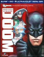 Justice League: Doom [2 Discs] [Blu-ray/DVD] - Lauren Montgomery