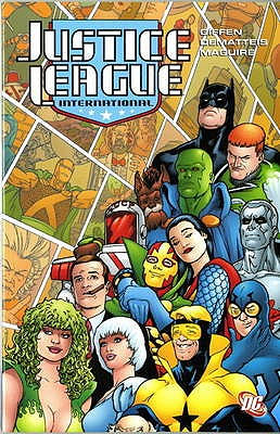 Justice League International: v. 3 - Giffen, Keith, and DeMatteis, J. M., and Maguire, Kevin