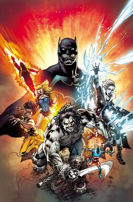 Justice League of America TP Vol 1 (Rebirth) - Orlando, Steve, and Reis, Ivan (Artist)