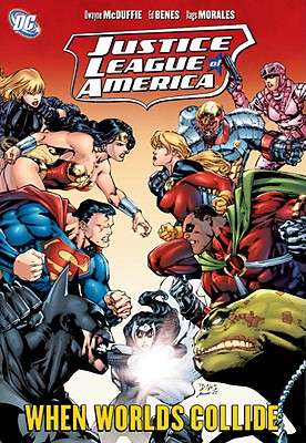 Justice League of America: When World's Collide - McDuffie, Dwayne