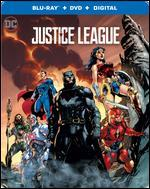 Justice League [SteelBook] [Blu-ray/DVD] [Only @ Best Buy]