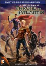 Justice League: Throne of Atlantis - Ethan Spaulding