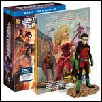Justice League vs Teen Titans [Blu-ray/DVD] [2 Discs] [Only @ Best Buy]