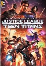 Justice League vs. Teen Titans - Sam Liu