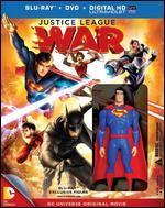 Justice League: War [Blu-ray/DVD] [Includes Digital Copy] [UltraViolet] [Best Buy Exclusive]