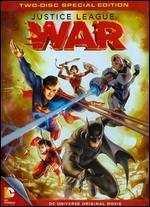 Justice League: War [Special Edition] [2 Discs]