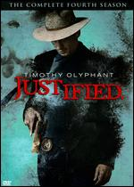 Justified: The Complete Fourth Season [3 Discs] -