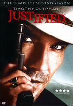Justified: The Complete Second Season [3 Discs]