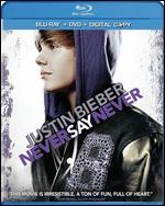 Justin Bieber: Never Say Never [Blu-ray] - Jon M. Chu