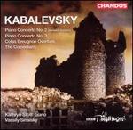 Kabalevsky: Piano Concertos Nos. 2 & 3; Colas Breugnon Overture; The Comedians