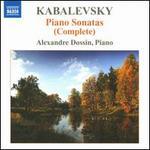 Kabalevsky: Piano Sonatas (Complete)