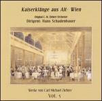 Kaiserklänge aus Alt-Wien: Werke von Carl Michael Ziehrer, Vol. 5