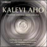 Kalevi Aho: Theremin Concerto; Horn Concerto