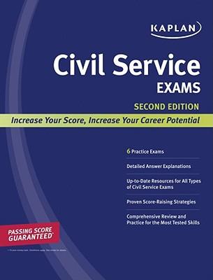 Kaplan Civil Service Exams - Kaplan Test Prep