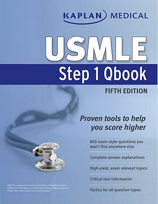 Kaplan Medical USMLE Step 1 Qbook - Kaplan