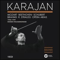 Karajan: Mozart, Beethoven, Schubert, Brahms, R. Strauss, Opera Arias - 1946-1949 - Elisabeth Höngen (mezzo-soprano); Elisabeth Schwarzkopf (soprano); Erich Kunz (baritone); Gertrud Schuster (mezzo-soprano);...