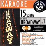 Karaoke: Best of Broadway, Vol. 1