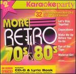 Karaoke Party: More Retro 70's & 80's