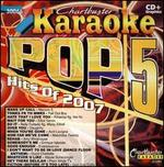Karaoke: Pop Hits 2007, Vol. 5