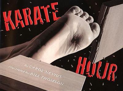 Karate Hour - Nevius, Carol
