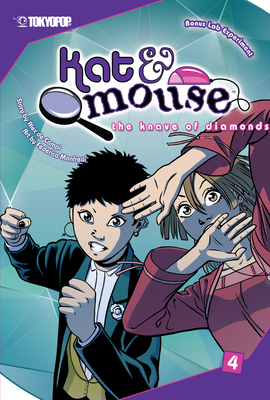 Kat & Mouse Volume 4 Manga - Campi, Alex De, and Manfredi, Federica
