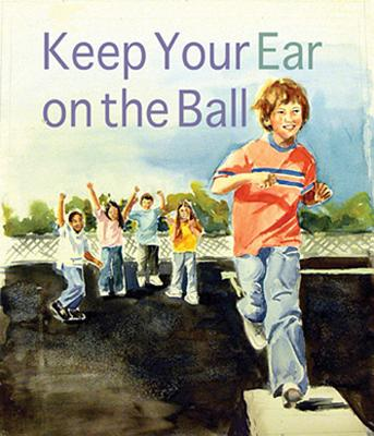 Keep Your Ear on the Ball - Petrillo, Genevieve